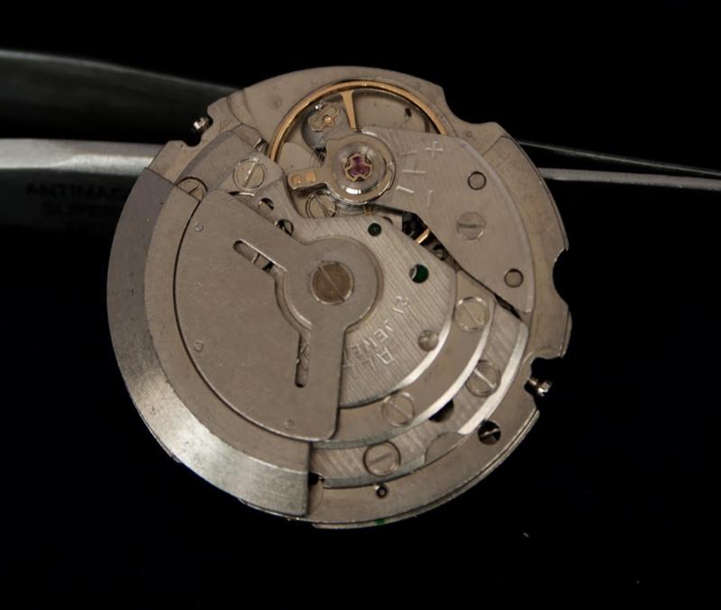 Seiko 7s26 6309 7002 7009 - Citizen 8200 parts   Parts