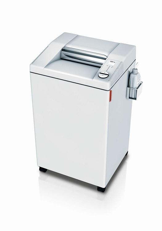 Papiervernietiger IDEAL 3104 CC 2x15 mm auto olie / P5