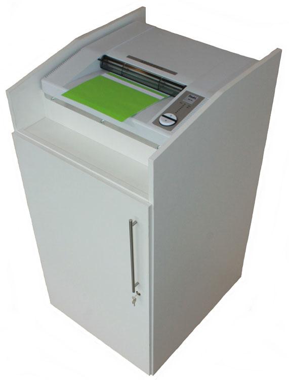 Container  papiervernietiger doX XL 2x15mm / P5