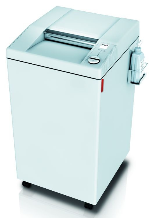 Papiervernietiger IDEAL 3105 CC 4x40 mm auto-olie / P4