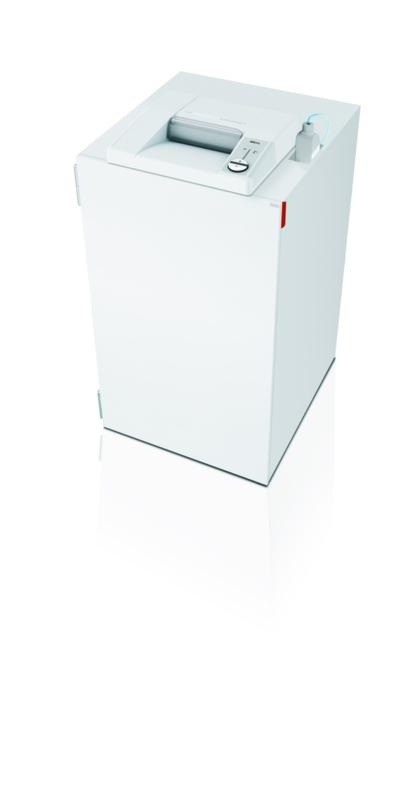 Papiervernietiger IDEAL 2604 CC 2x15 mm auto-oil JUMBO / P5