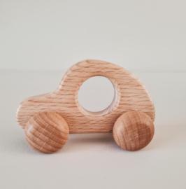 Kraamcadeau houten auto