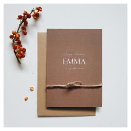 Lieve Emma