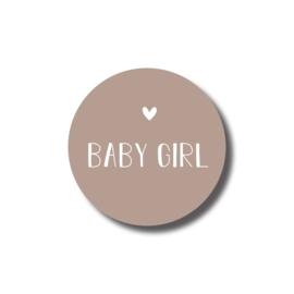 baby girl / 5 stuks