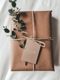 Cadeautje voor jou