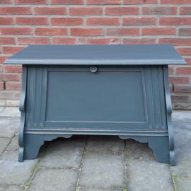 Voorbeelden  van opgeknapte en gerepareerde van kasten