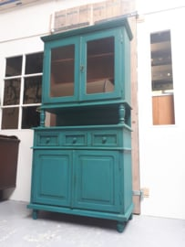 Mint turquoise Buffetkast - Voorbeeld