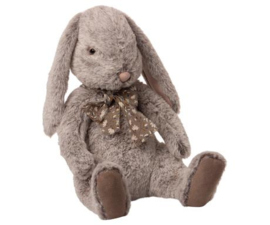MAILEG | FLUFFY BUNNY | X-LARGE | GREY