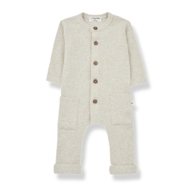 1+ In The Family | Milos | Jumpsuit | Alabaster