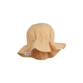 LIEWOOD | EVELYN | SUN HAT | YELLOW MELLOW/ECRU