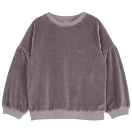 Emile et Ida | Sweat Shirt | Lavande