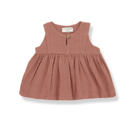 1+ IN THE FAMILY | HILDA SLEEVELESS BLOUSE | ROIBOS