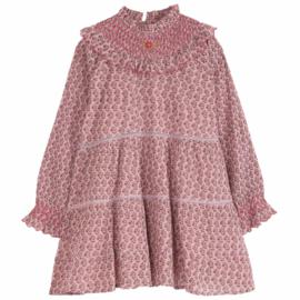 Emile Et Ida | Dress Paquerette Rose