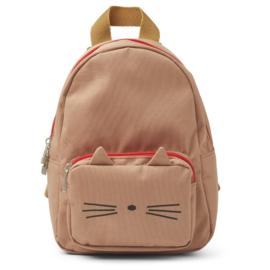 Liewood | Saxo Mini Backpack | Cat Tuscany Rose