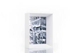 XLBOOM   PRADO FRAME   13 X 18   WHITE
