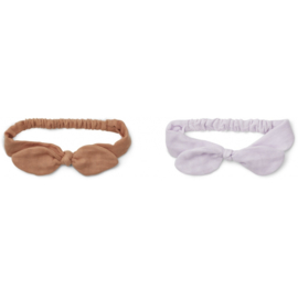 Liewood | Henny Headband | 2 Pack | Tuscany Rose Mix
