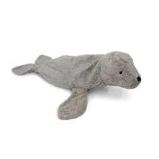 Senger Naturwelt | Cuddle Animal | Seal | Large | Grey