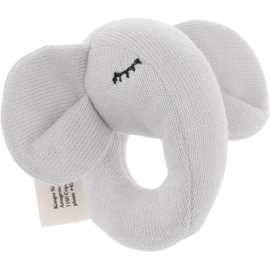 KONGES SLOJD | QURO MINI ELEPHANT | GREY MELANGE