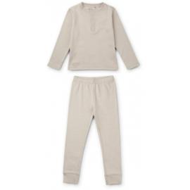 Liewood | Wilhelm Pyjama Set | Sandy