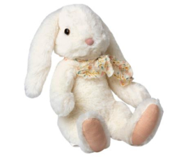 MAILEG | FLUFFY BUNNY | LARGE | WHITE