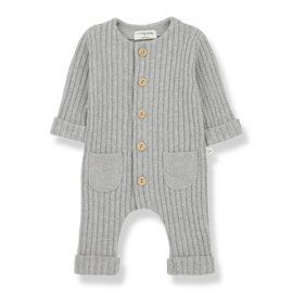 1+ In The Family | Alain Nb | Jumpsuit | Grey