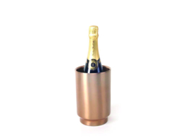 XLBOOM | RONDO WINE COOLER | STAINLESS STEEL | SOFT COPPER