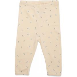 Konges Slojd   New Born Pants   Petit Bisou Blue