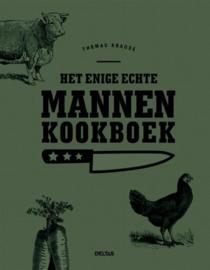 HET ENIGE ECHTE MANNENKOOKBOEK | THOMAS KRAUSE