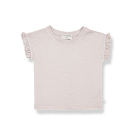 1+ IN THE FAMILY | MIREIA SHORT SLEEVE T-SHIRT | ROSE