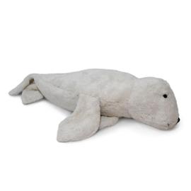 Senger Naturwelt | Cuddle Animal | Seal | Large | White
