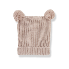 1+ In The Family | Delfin Beanie | Rose