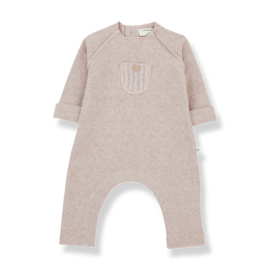 1+ In The Family | Moise Jumpsuit | Nude
