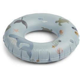 Liewood | Baloo Swimring | Sea Creature Mix