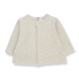 1+ In The Family   Dalia   Girly T-shirt   Alabaster