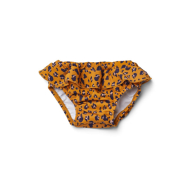 LIEWOOD | ELISE BABY GIRL | SWIMPANTS | MINI LEO MUSTARD