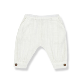 1+ IN THE FAMILY | MARGA GIRLY PANTS | OFF-WHITE