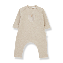 1+ In The Family | Moise Jumpsuit | Cream