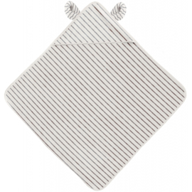 KONGES SLOJD | TERRY TOWEL STRIPED | STRIPED SHADE OF BLUE