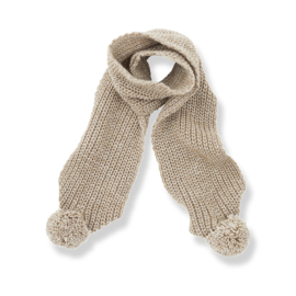 1+ In The Family | Clyde Scarf | Beige