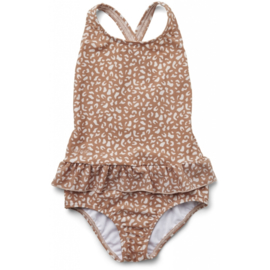 Liewood | Amara swimsuit | Mini Leo Tuscany Rose