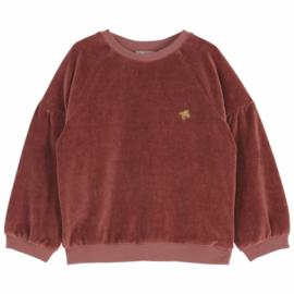 Emile et Ida   Sweat Shirt   Auburn