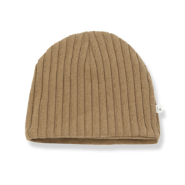 1+ In The Family | Nick | Reversible Beanie | Brandy