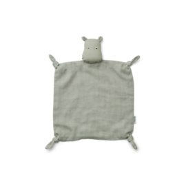 LIEWOOD | AGNETE CUDDLE CLOTH | HIPPO DOVE BLUE