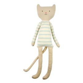 MERI MERI | KNITTED CAT | CHESTER | BIG