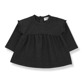1+ In The Family   Neus   Blouse   Charcoal