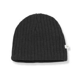 1+ In The Family | Nick | Reversible Beanie | Charcoal