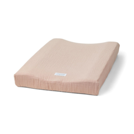 LIEWOOD | CLIFF MUSLIN CHANGING MAT COVER | ROSE