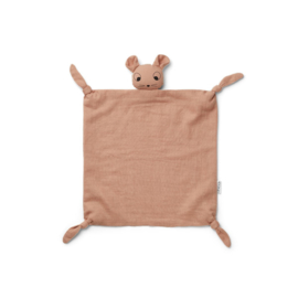 Liewood | Agnete Cuddle Cloth | Mouse Pale Tuscany
