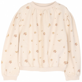 Emile et Ida | Sweat Shirt | Fleur Coquille