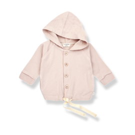 1+ IN THE FAMILY | OTTO HOOD JACKET | ROSE